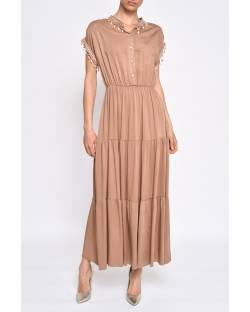 LONG DRESS WITH ACCESSORIES 11CPT590
