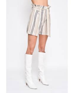 SHORTS WITH BELT 11XPT952