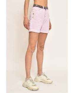 SHORTS WITH PAILLETTES 11CPT805