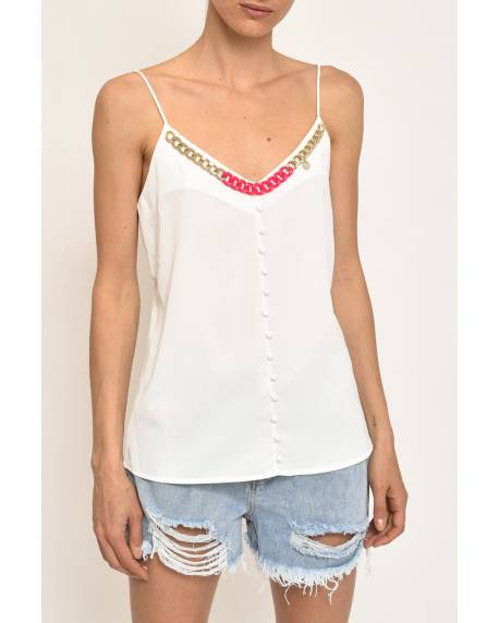 TOP WITH COMBINED CHAIN 11CPT816