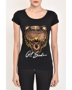 T-SHIRT WITH TIGER PRINT 12CPT530