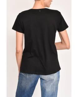 T-SHIRT WITH CRYSTAL EMBROIDERY 12CPT521