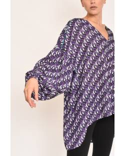 PRINTED OVERSIZED TUNIC 12CPT545