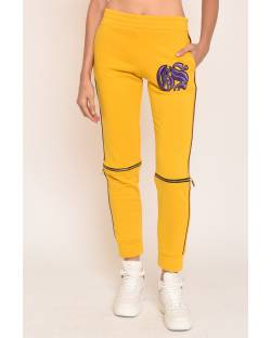 GYMNASTIC PANTS WITH PATCH 12CPT527