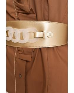 WIDE BELT WITH CHAIN 12CPT565