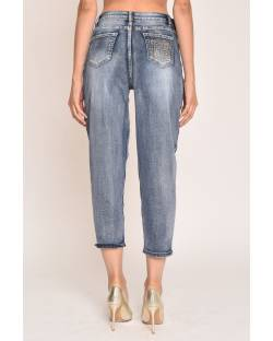 JEANS WITH SAILS 12CPT572