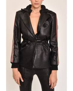 SPORTS JACKET WITH REMOVABLE HOOD 12XPT919